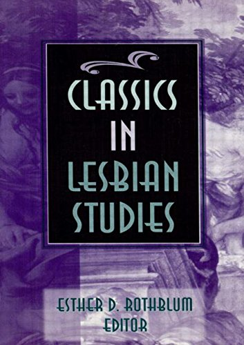Classics in Lesbian Studies by Brand: Routledge