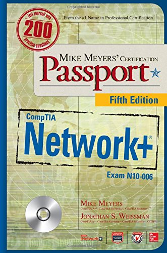Mike Meyers'comptia Network+...W/Cd