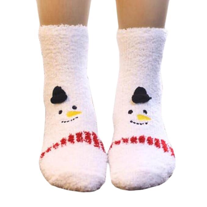Un par suave calcetines para dormir calcetines calcetines calcetines lindo piso-A14: Amazon.es: Ropa y accesorios