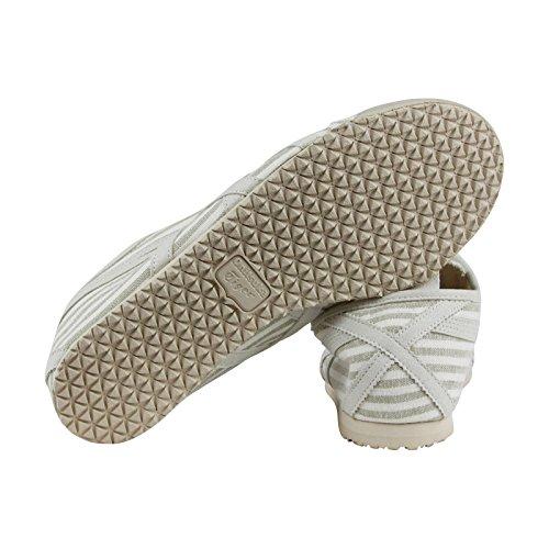 Onitsuka Tiger Mexico 66 Slip-on Klassiske Kørende Sneaker Sand / Off Hvid 36nOK