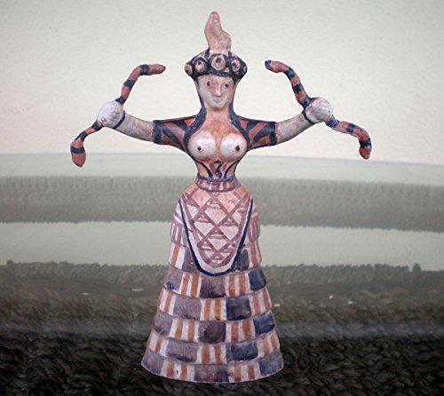minoan dress - 4