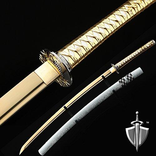 Samurai Sword,Gold 40