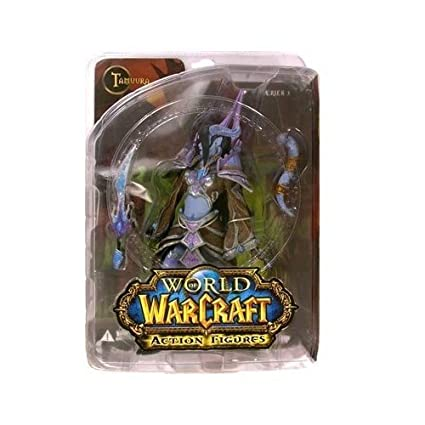 World of Warcraft Series 3 Draenei Mage Action Figure by DC ...