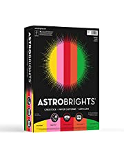 Neenah Astrobrights Colored Cardstock Paper