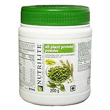 Nutrilite Amway All Plant Protein Powder 200GM