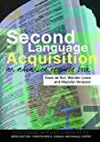 Second Language Acquistion, DE BOT and Robert H. Lowie, 0415338700
