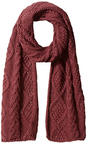 Bench Women's Careen Cable Knit Scarf