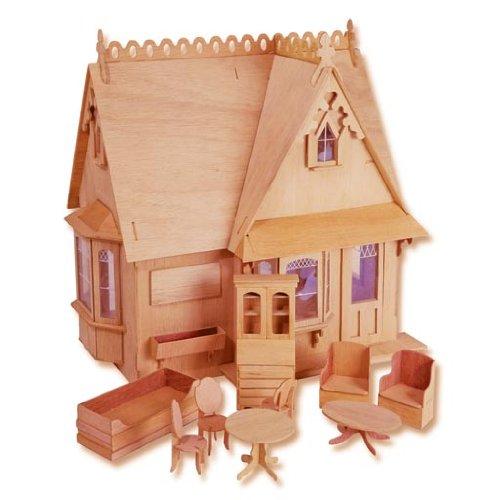 Storybook Cottage Dollhouse