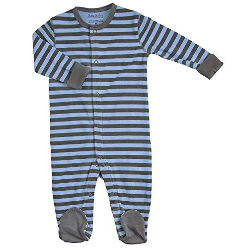 Kushies Cotton Pajamas Footed Sleeper product image