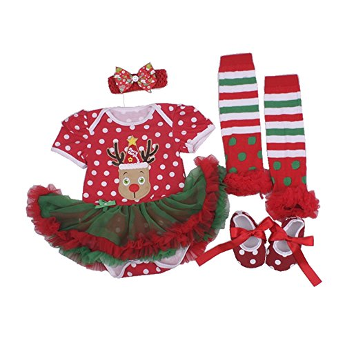 22 Inch Reborn Baby Doll Clothes Set Fit For 20-23 Inch Doll Matching Clothing Kids Christmas Gift (23