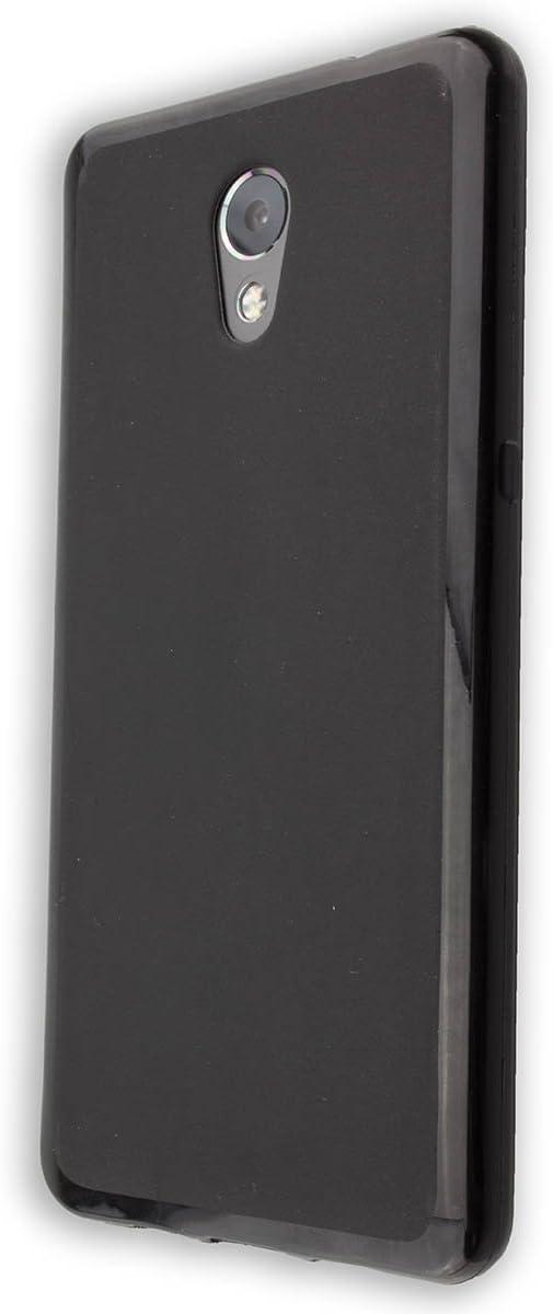 caseroxx TPU-Carcasa para Lenovo P2, Carcasa (TPU-Carcasa en Negro ...