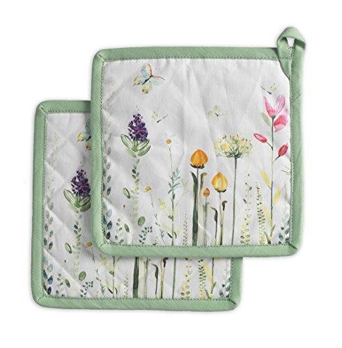 Maison Hermine Botanical Cotton Holders product image