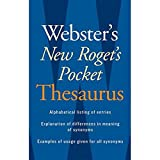 Websters New Rogets Thesaurus by Houghton Mifflin