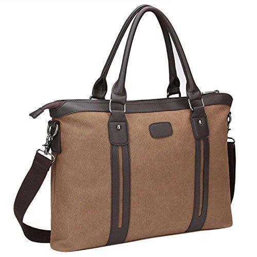 Bagerly Classic Business Handbags, Casual Messenger Shoulder Crossbody Bags Laptop Backpacks - Five Dollar Nerf Guns