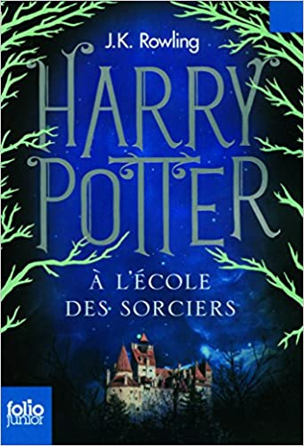 J.K. Rowling - Harry Potter : 7 Livres (Epub)