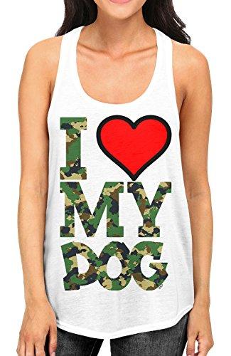 Pet Dog Camo Tank Top - 5