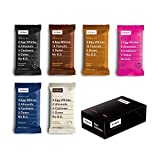 RXBAR Whole Food Protein Bar, Variety Pack, Gluten Free, All Flavors (12 Bars)