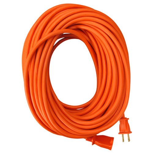 Price comparison product image Master Electrician 02209ME 100-Feet Round Vinyl Extension Cord, Orange