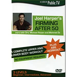 Joel Harpers Firming After 50 (2016)