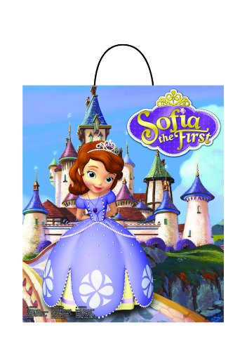 Disney Sofia The First Essential Treat (Princess Filled Goody Bag)