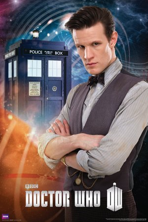 Doctor Who - Matt Smith Eleventh Doctor Poster Print