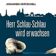 Herr Schlau-Schlau wird erwachsen Hörbuch von Johannes Krätschell Gesprochen von: Johannes Krätschell
