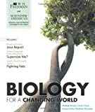Scientific American Biology for a Changing World, Shuster, 0716773244