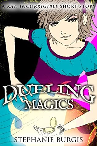 book cover of Dueling Magics