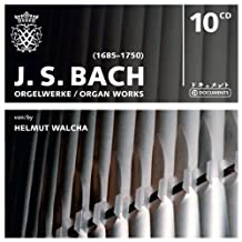 J S Bach - Organ Works