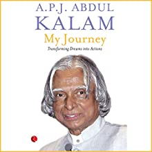 My Journey: Transforming Dreams into Actions Audiobook by A. P. J. Abdul Kalam Narrated by Surjan Singh