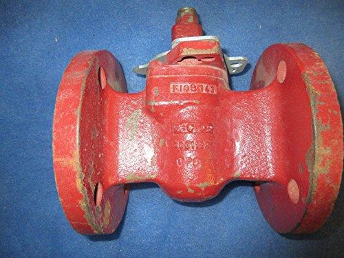 nordstrom-figb143-2-1-2-iron-flanged-plug-valve-4-bolt-200cwp