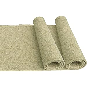 pemmiproducts 100% Hemp Rodent Mat, 120 x 60 cm ...