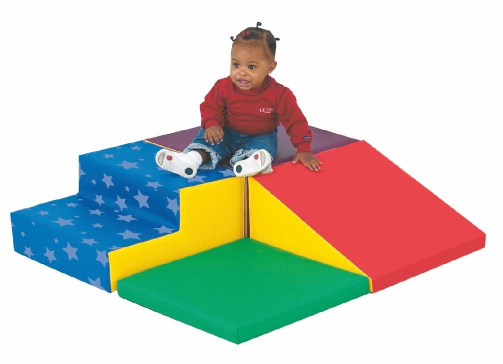 Infant and Toddler Climber Snuggle Corner Set