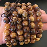 10mm*108 Indonesia Agarwood Alosewood Mala Prayer Beads Meditation