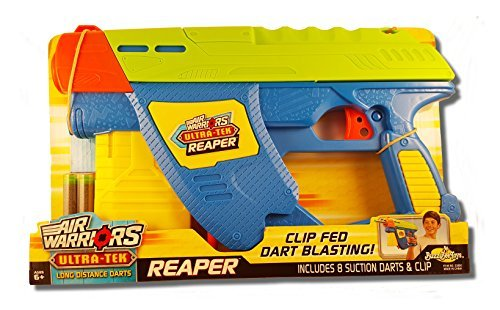 Air Warriors Ultra-Tek Reaper Dart Blaster (Cobra Firefly Costumes)