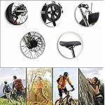 AISHFP-Fat-Tire-Mens-Mountain-Bike-Doppio-Freno-a-Disco-in-Acciaio-Alto-tenore-di-Carbonio-Telaio-Cruiser-Bikes-Spiaggia-motoslitta-Bicicletta-26-Pollici-Ruote