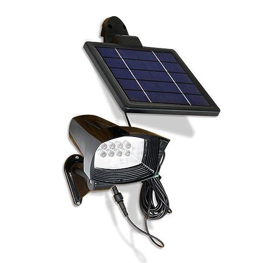 TAOUN Árbol de proyección Luces solares Luces solares para ...