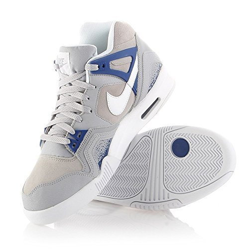 Nike - Air Tech Challenge II - 318408014 - Color: Azul-Gris - Size: 44.0