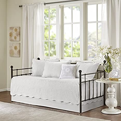 Tuscany 6 Piece Daybed Set Ivory Daybed Madison Park MP13-5024