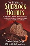 img - for Exploits of Sherlock Holmes by Adrian Conan Doyle (1999-05-11) book / textbook / text book