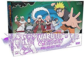 Naruto Deck Shippuden Deck Building Game: Amazon.es ...