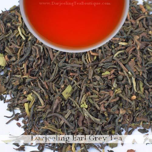 Amazon com : Earl Grey Tea Loose Leaf | Darjeeling Tea