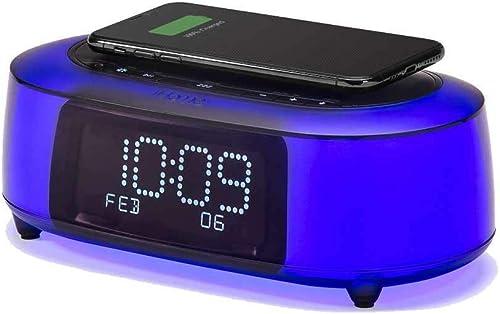 iHome iBTW281 Bluetooth Alarm Clock