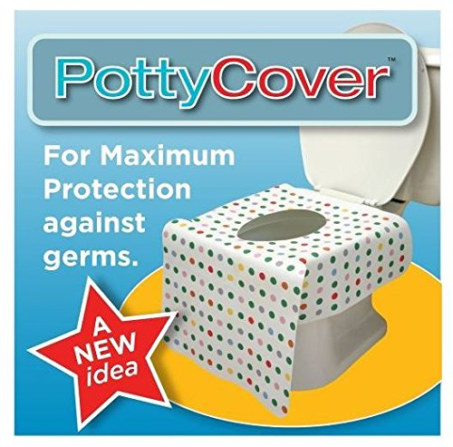 PottyCover Disposable Toilet Seat Covers PottyCover Co. Potty Cover