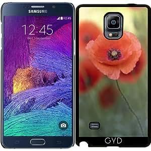 Funda para Samsung Galaxy Note 4 (N910) - Amapolas En Morninglight by UtArt