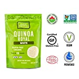 GoGo Quinoa Grains-Quinoa White Grain, 500G