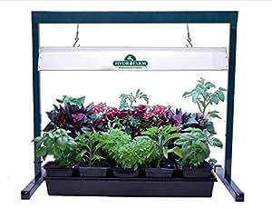 Gardening grow lights for indoor plants light for Indoor gardening amazon