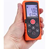KXL-Q1520 150M Digital Distance Meter Rangefinder with Backlight Level Bubble