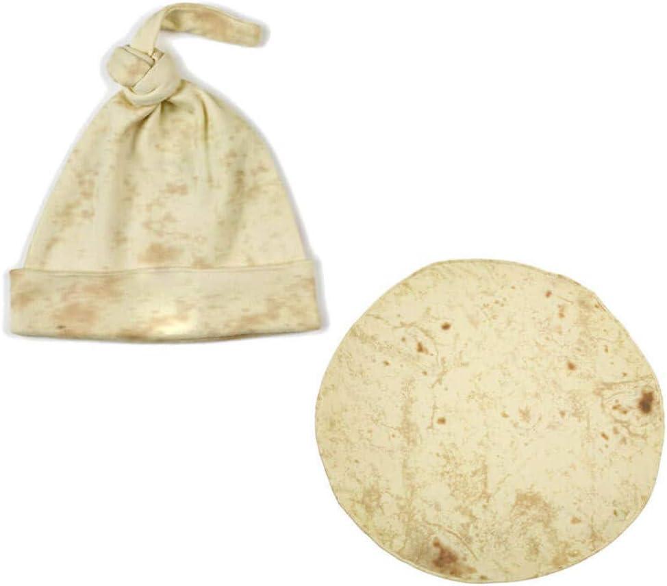 Chranto Lucky 7.! Burrito Manta bebé harina Tortilla Swaddle ...