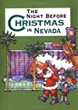 The Night Before Christmas in Nevada, Sue Carabine, 1586851683